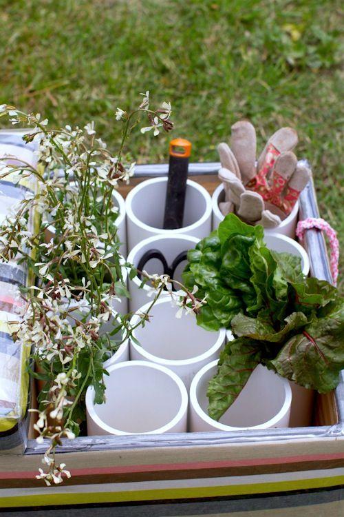 Diy garden cart garden pinterest