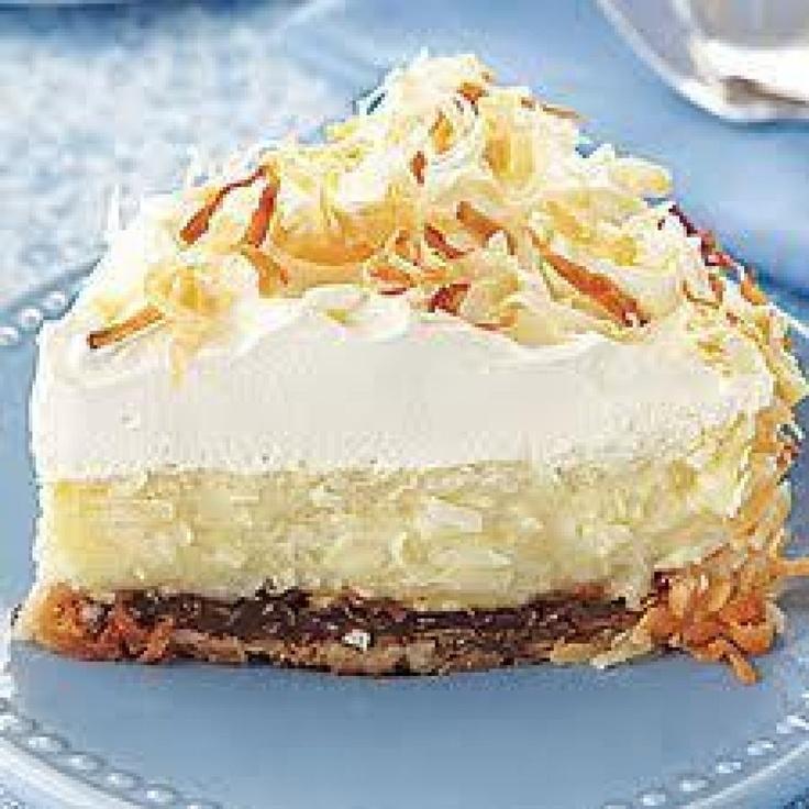 Double Coconut Cream Pie | Recipe