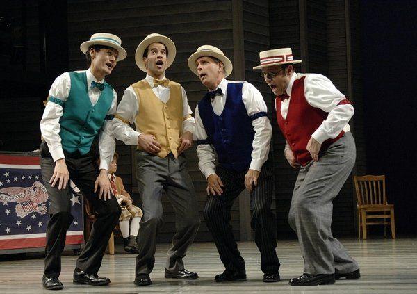 Barbershop Quartet : The Music Mans barbershop quartet. Sing!! Pinterest