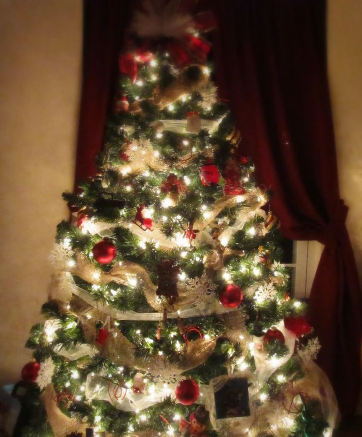 Christmas Tree Ideas Pinterest Christmas Pinterest