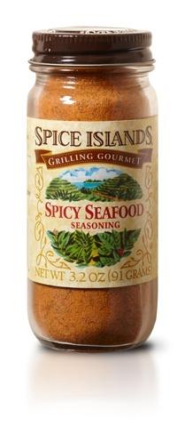 Seafood Seasoning, Spicy - Seasoning Mixes