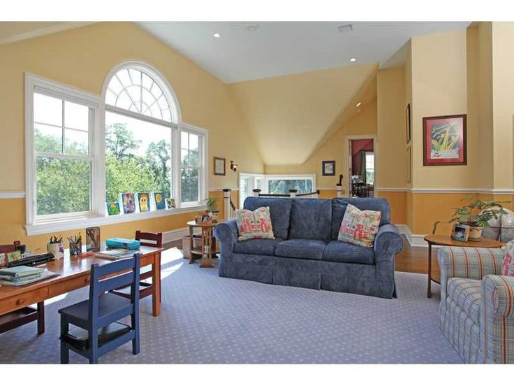 Lots of windows in this living room spaces living room for Lots of seating in small living room