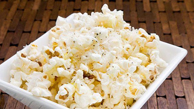 Black Truffle & Parmesan Popcorn Recipes — Dishmaps