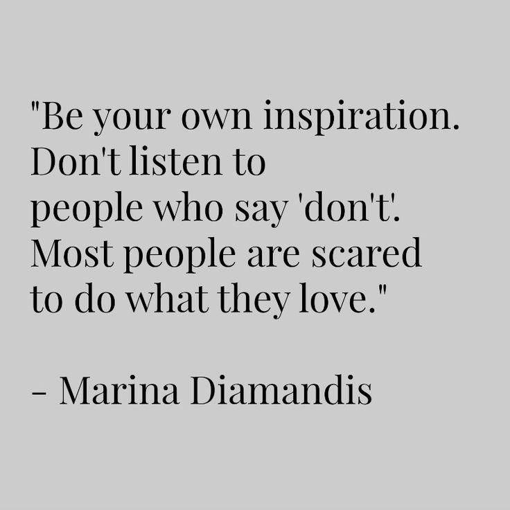 Marina Diamandis Quotes. QuotesGram