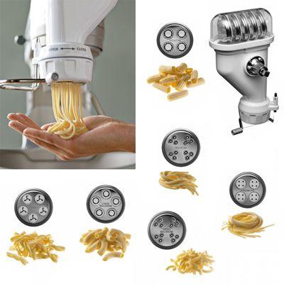 Kitchenaid Pasta Attachment: Kitchenaid Pasta Attachment Press