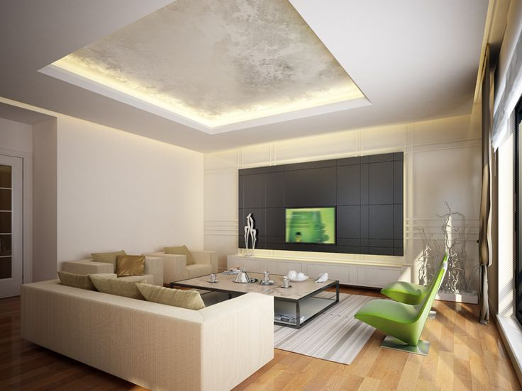 Indirekte Beleuchtung Wohnzimmer Modern