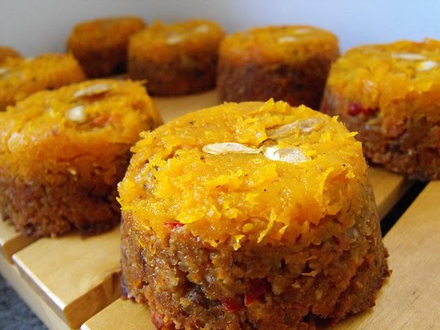 Two-Colored Squash Loaf Cake Recipes — Dishmaps