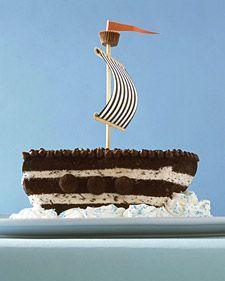 Chocolate Chip Ship