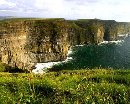 Ireland...ireland...ireland!