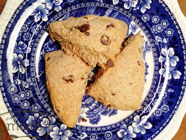 chocolate-coconut-scones | Tasty Sweet Treats | Pinterest