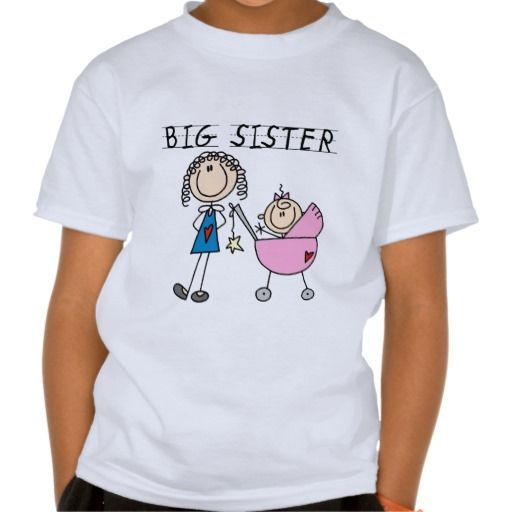 big sister with little sister t shirts and gifts. Black Bedroom Furniture Sets. Home Design Ideas