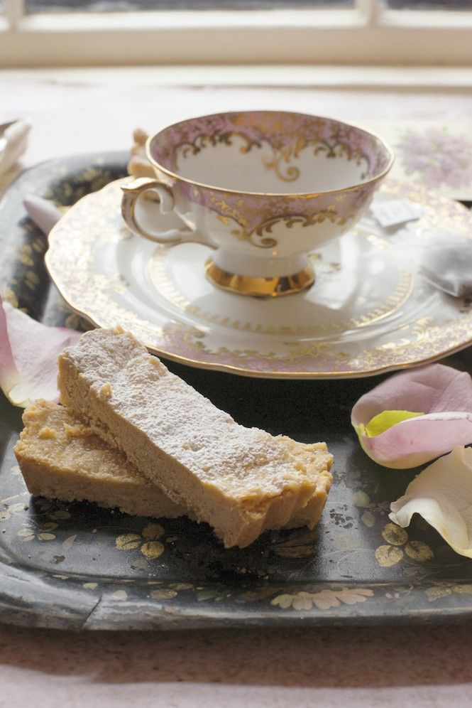 Shortbread Cookies from Fresh Blog | Cookie Crazy | Raising the Bar ...