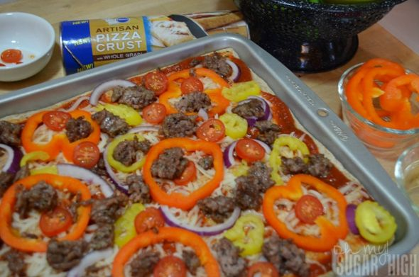 Grilled Italian Sausage With Sweet And Sour Peppers And ...
