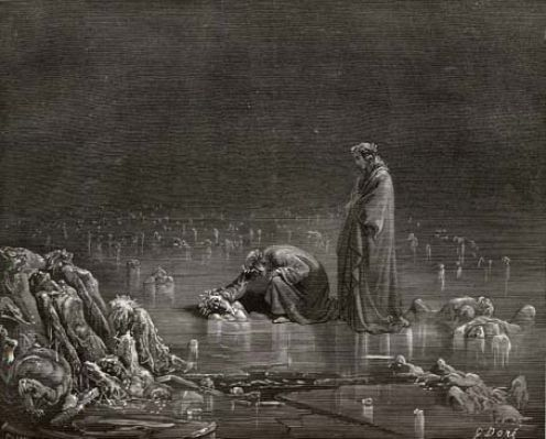 an analysis of the divine comedy of dante aligheri inferno Dante: dante alighieri (1265–1321) was an italian poet, prose writer, and political thinker who is best known for his epic poem the divine comedy.
