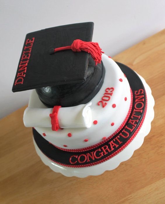 Decorating Ideas > Pin By Pat Korn On Graduation Cakes  Pinterest ~ 002125_Cake Design Ideas For Graduation
