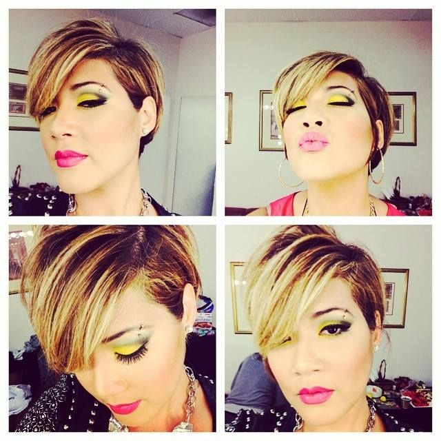 LOVE Tessanne Chin's hair- hair inspiration!