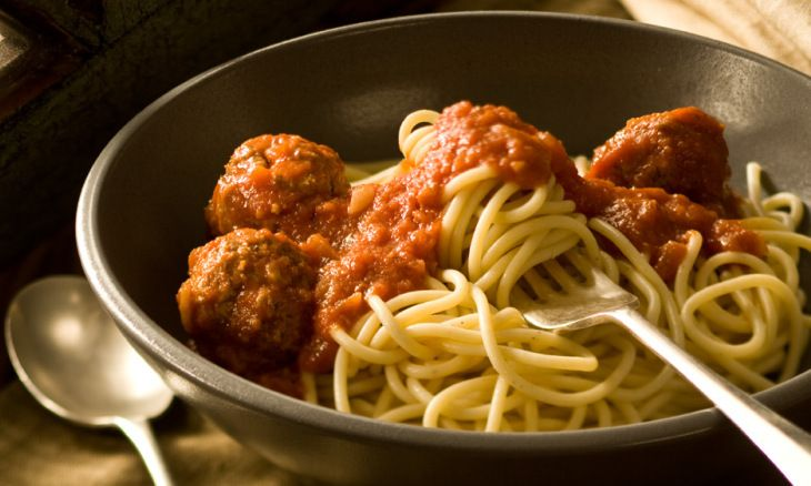 Meatballs with Spaghetti | Recipe