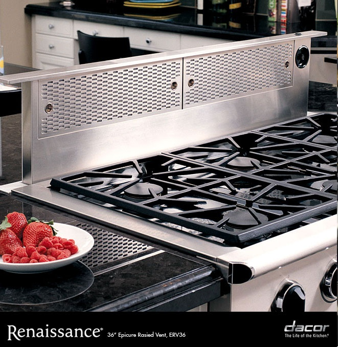 Dacor 48 downdraft erv48 home kitchen appliances for Dacor 48 rangetop