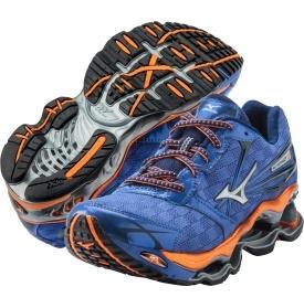 Mizuno Womens Wave Prophecy 2 Running Shoe  Dicks Sporting Goods