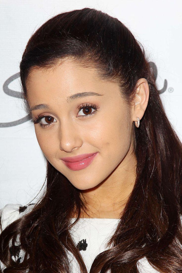 Ariana grande no makeup