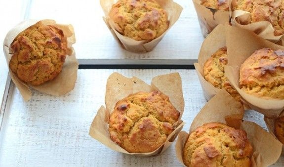 Sweet Potato Muffins | yummy in my tummy | Pinterest