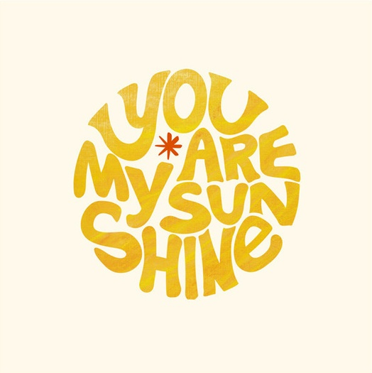 you are my sunshine clip art Quotes