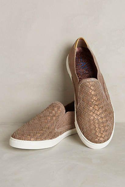 Metta Woven Sneakers