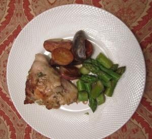 best roast chicken EVER | dinner | Pinterest
