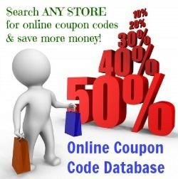 Online Coupon Codes