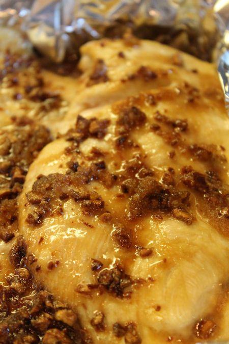 Always looking for new chicken recipes - Easy Garlic Chicken
