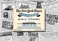 Titanic 1912 Newspaper Articles
