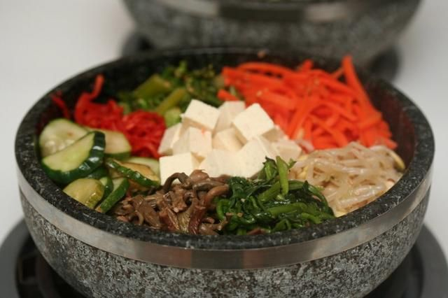 bibimbap - Korean mixed rice bowl. | Have to try... | Pinterest