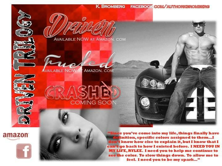 The Driven Trilogy by K. Bromberg - Great series - definitely one of my VERY FAVES !!!