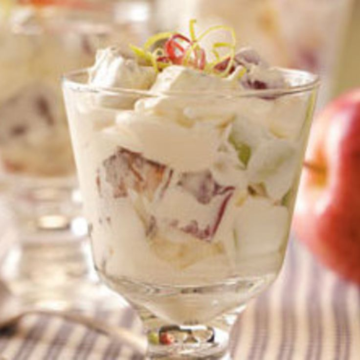 Candy Bar Apple Salad Recipe | my Recipes | Pinterest