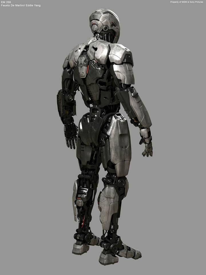 robocop concept art | Robo/Mech | Pinterest