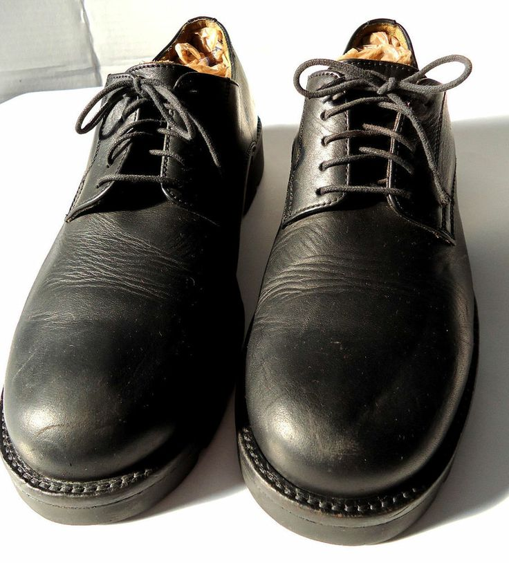 s j crew oxford shoes black 9 5 lace up business dress