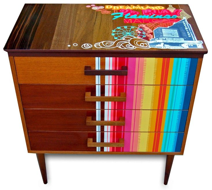 Zoe Murphy Upcycled Furniture | Hippie Dippie life | Pinterest