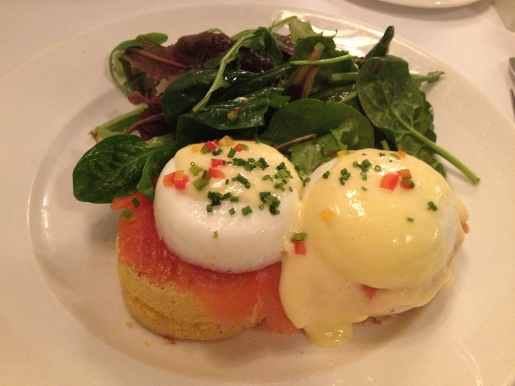 Smoked salmon eggs benedict | Brunch Anyone? | Pinterest