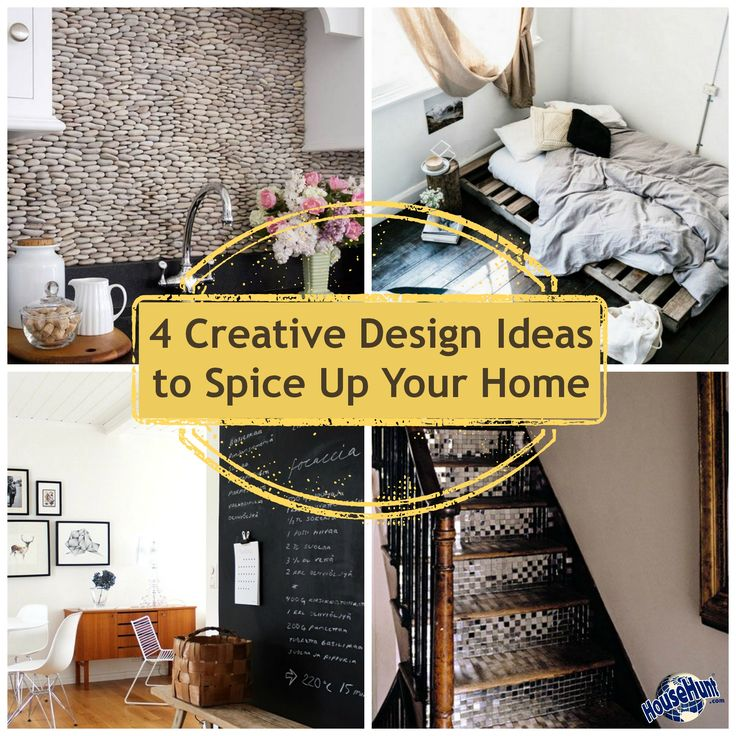 creative designideas to spice up your home