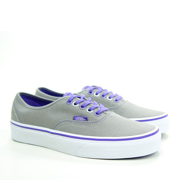 Vans shoes pink and purple