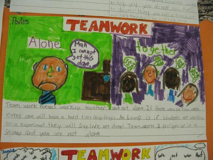 Good Teamwork Examples