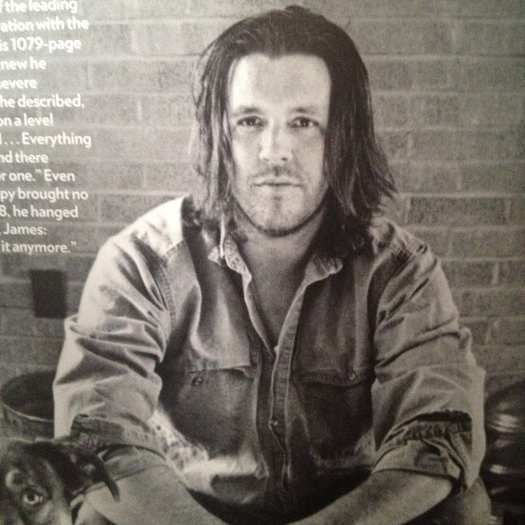 david foster wallace response Emotions, christian, passionate - a response to good people by david foster wallace.