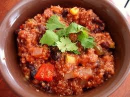 Quinoa Chili | Treats and Eats | Pinterest
