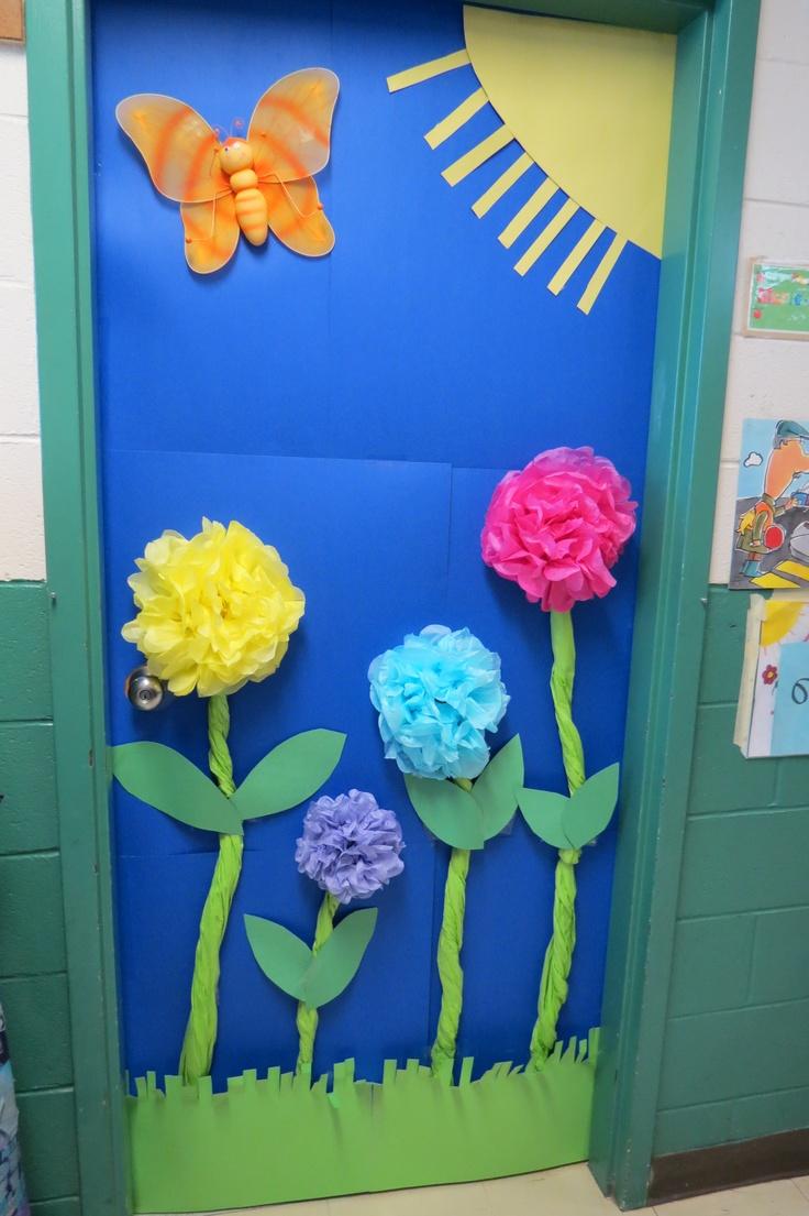 Classroom Door Decoration Ideas Rd Grade ~ My daughter s grade classroom door decorations