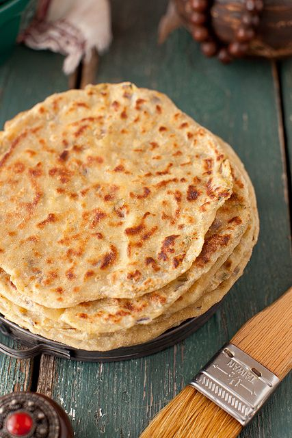 potato flat bread | Breads & Biscuits | Pinterest