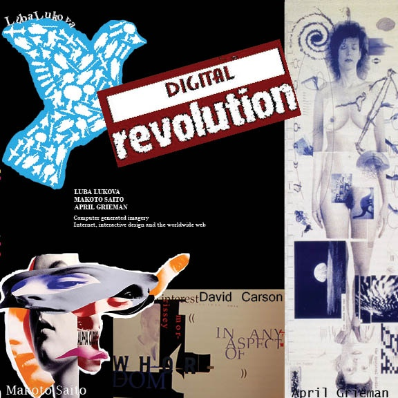 digital revolution graphic design history essay