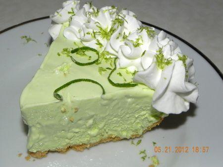 Frozen Key Lime Pie - (No self-respecting true key lime pie lover ...