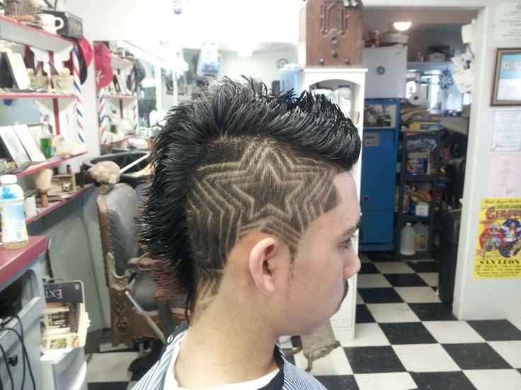 hair tattoo star designs wwwimgkidcom the image kid