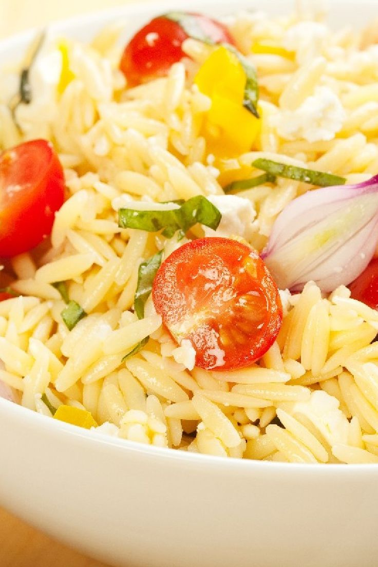 ... Orzo and Grilled Shrimp Salad with Mustard-Dill Vinaigrette Recipe