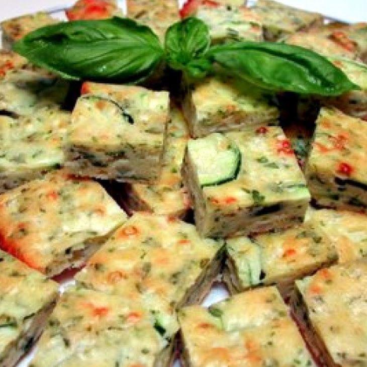 Zucchini Appetizers Recipe | Yum! | Pinterest